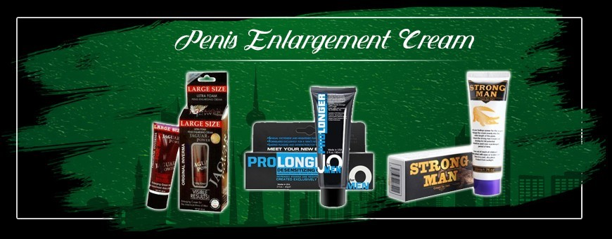 Penis Enlargement Cream Will Help You For Long-Lasting Love Sessions