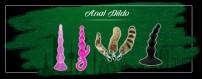 Enjoy Best Anal Penetration With Anal Dildo Sex Toys In Khaldiya