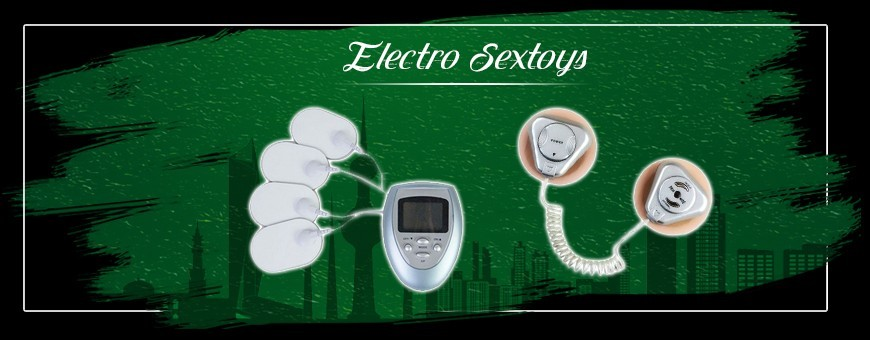 Check Out The Amazing Collection Of Electro Sex Toys Online In Qadsiya