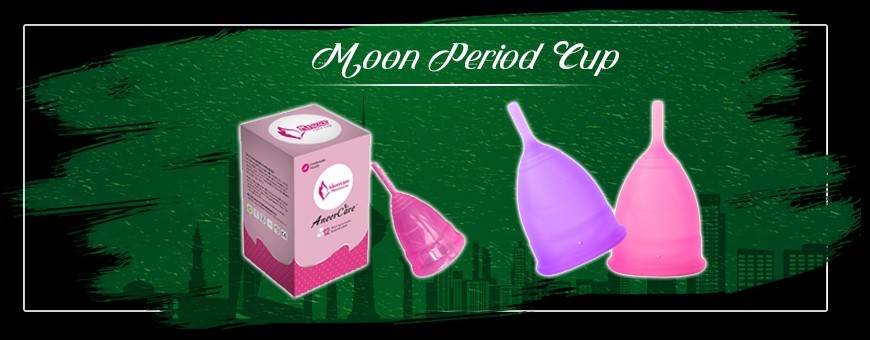 Purchase Reusable Moon Period Cup For Women Online In Shuwaikh
